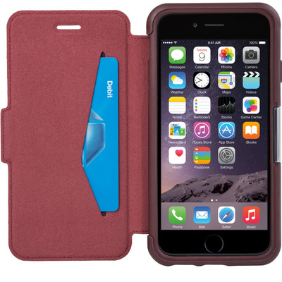 OtterBox Strada Case Apple iPhone 6 Rood