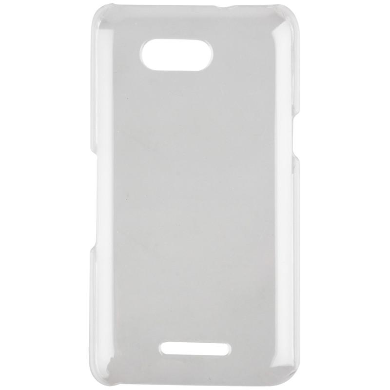 Xqisit iPlate Glossy Sony Xperia E4G Transparant