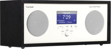 Tivoli Audio Music System Three+ Cabinet Zwart