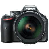 Nikon D5200 + 18-105mm VR