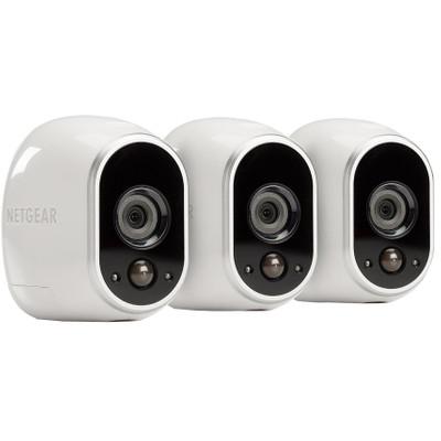 Netgear Arlo Smart Home HD-camera Triple Pack voor €359,10