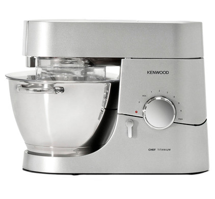 Kenwood KMC050070 Chef Titanium Keukenmachine Promo pack
