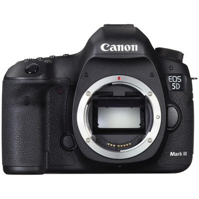 Image of Canon EOS 5D Mark III Body
