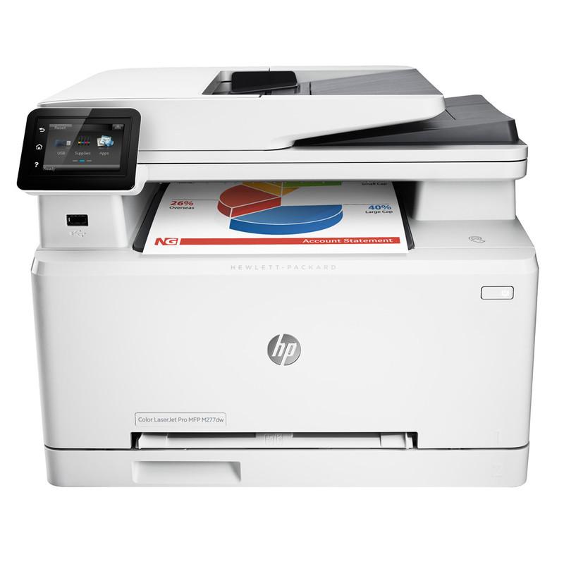 HP LaserJet Pro MFP M277dw