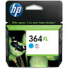 HP 364XL Cartridge Cyaan (CB323EE) - 1