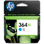 HP 364XL Cartridge Cyaan (CB323EE)