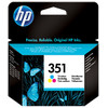 HP 351 Cartridge 3-Kleuren - 1