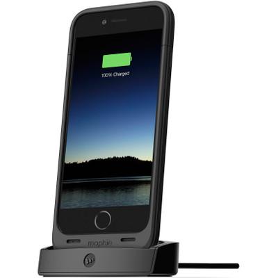 Mophie Juice Pack Dock iPhone 6 Zwart
