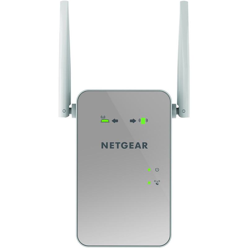 Netgear AC1200 WiFi 802.11AC Dual Band Gb EX6150 (EX6150-100PES)
