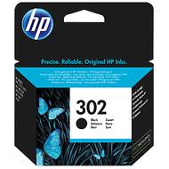 HP 302 Cartridge Zwart (F6U66AE)