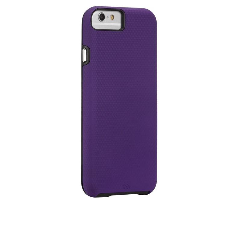 Case-Mate Tough Case Apple iPhone 6 Zwart/Paars