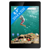 HTC Nexus 9 16 GB Zwart