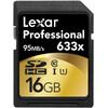 Lexar SDHC Pro 16GB 633X UHS1 U3