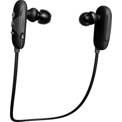 HMDX Jam Fusion HX-EP255 - In-ear koptelefoon - draadloos - Zwart