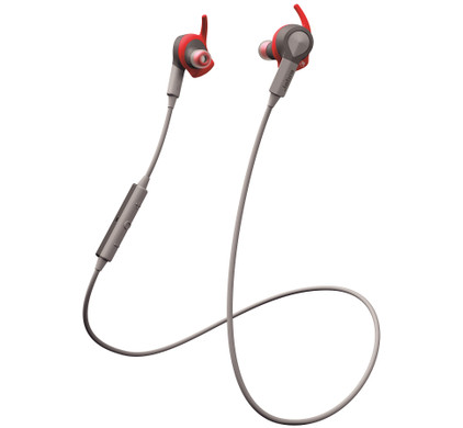 Jabra Sport Coach Wireless Rood