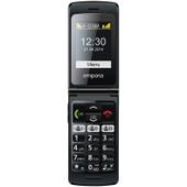 Emporia Flip Basic senioren telefoon wit