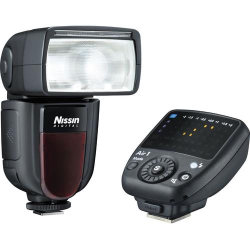 Nissin Di700A kit Canon + Air 1 NAS TTL-commander