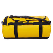 The North Face Base Camp Duffel Summit Gold/TNF Black - L