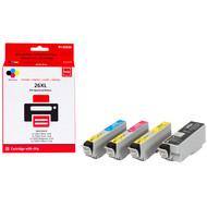 Huismerk Epson 26XL 4-Kleuren Pack (Pixeljet - C13T26364010)