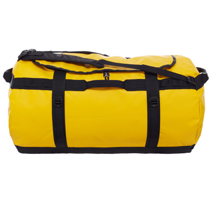 The North Face Base Camp Duffel Summit Gold/TNF Black - XL