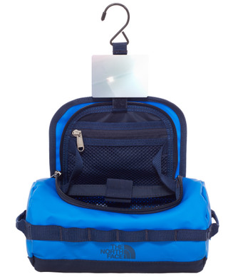 The North Face Base Camp Travel Canister Bomber Blue - S