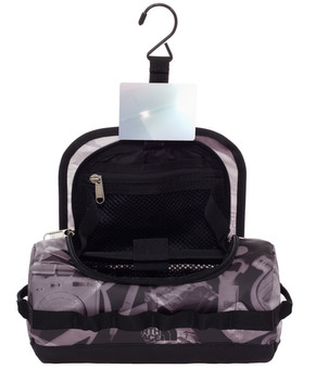 The North Face Base Camp Travel Canister TNF Black X-Ray - S