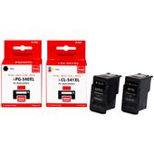 Huismerk Canon 540/541 4-Kleuren Pack (5225B006)