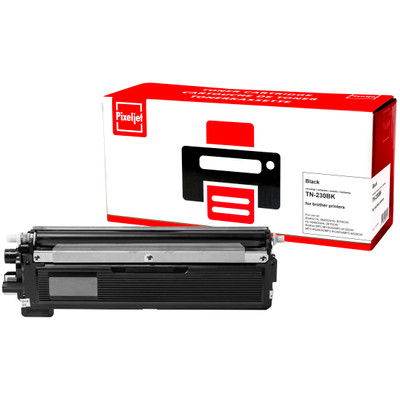 Pixeljet TN-230BK Toner Zwart