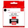 LC-123 Cartridge Zwart (LC-123BK) - 2