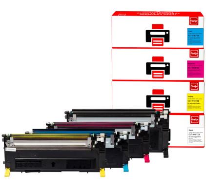 Huismerk CLT-P4072C 4-Kleuren Pack (VOOR SAMSUNG)