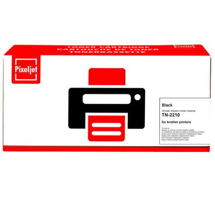 Pixeljet TN-2210 Toner Zwart