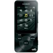 Sony NWZ-E585 16GB Zwart