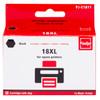 Huismerk 18 XL (T1811) Cartridge Zwart - 3
