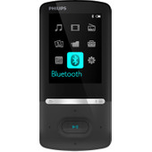 Philips GoGear Azure 8GB Zwart