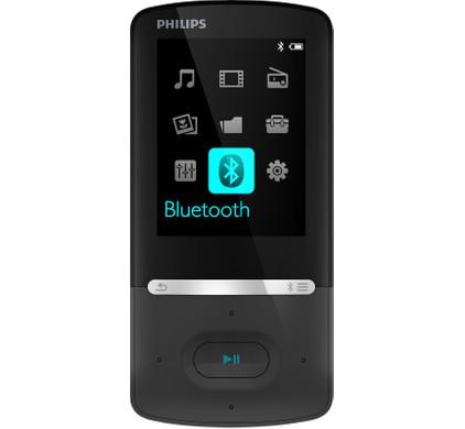 Philips GoGear Azure 8GB Zwart