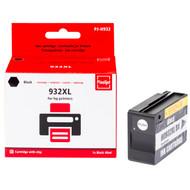 Huismerk HP 932 Cartridge Zwart XL (Pixeljet - CN053AE)