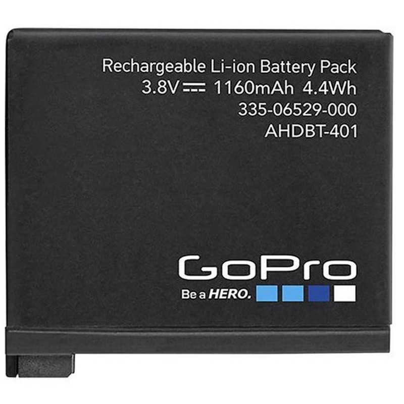 GOPRO RECHARGEABLE BATTERY FOR HERO4G