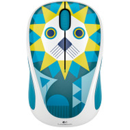 Logitech Wireless Mouse M238 Lucas Lion