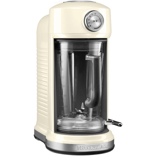 KitchenAid Artisan Magnetic Drive Amandelwit Blender