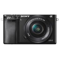 Sony Alpha A6000 Zwart + PZ 16-50mm f/3.5-5.6 OSS