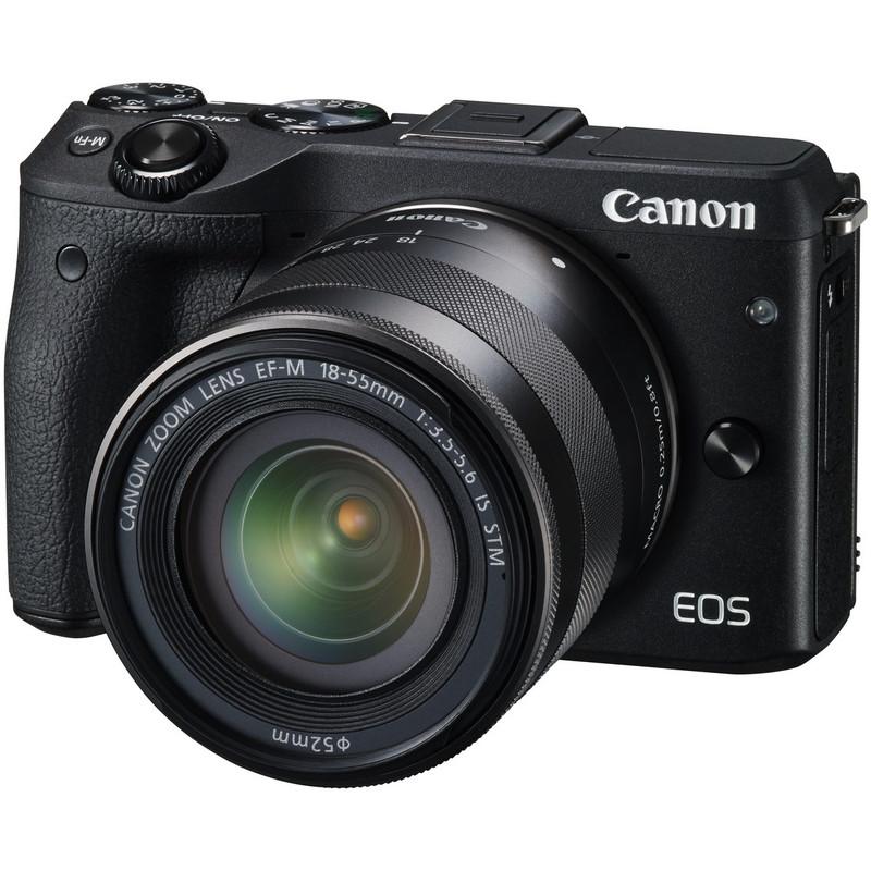 Canon Eos M3 + 18-55 Stm