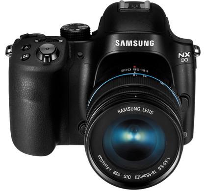 Samsung NX30 18-55 mm lens