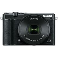 Nikon 1 J5 + 10-30mm zwart