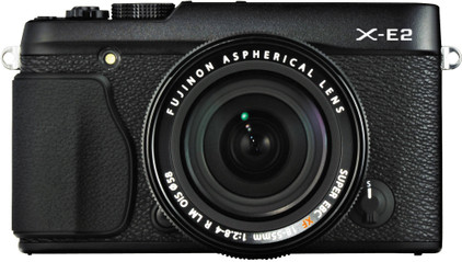 Fujifilm X-E2 + 18-55mm Black