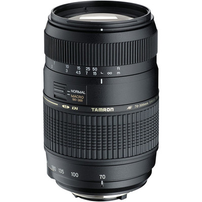Objectief, Tamron, 'LD 4,0-5,6/70-300 DI N/AF'