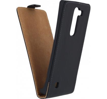 Mobilize Ultra Slim Flip Case LG Magna Zwart