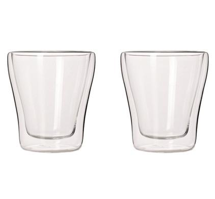 Leonardo Duo Dubbelwandig koffieglas - Set van 2 glazen