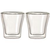 Leonardo Duo Dubbelwandig Glas 180 ml (2 stuks)