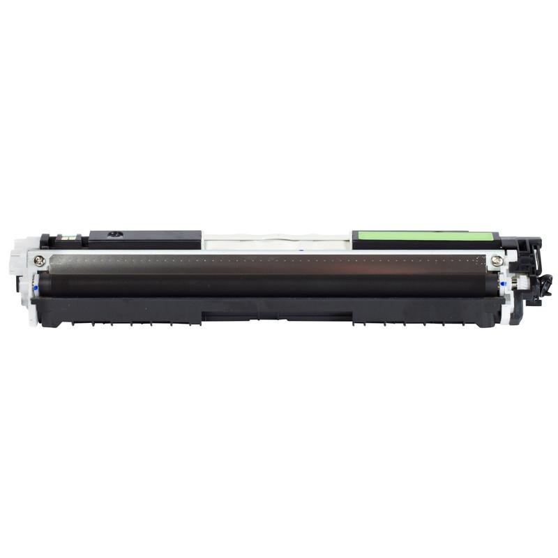 Huismerk 130A Toner Geel voor HP printers (CF352A)