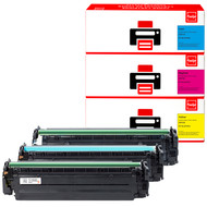 Huismerk HP 305A Toner 3-Kleuren (Pixeljet - CF370AM)